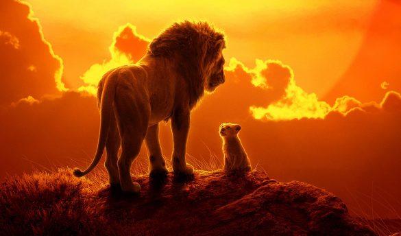 kralj lavova , foto