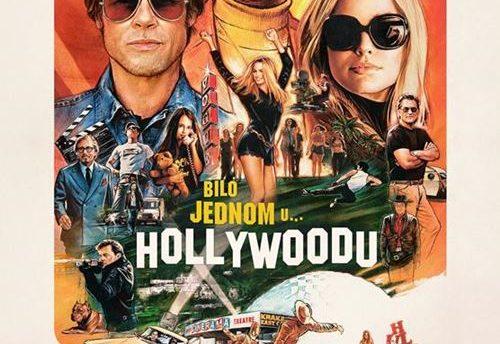 bilo jednom...u hollywoodu, plakat