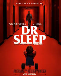 dr. sleep, plakat