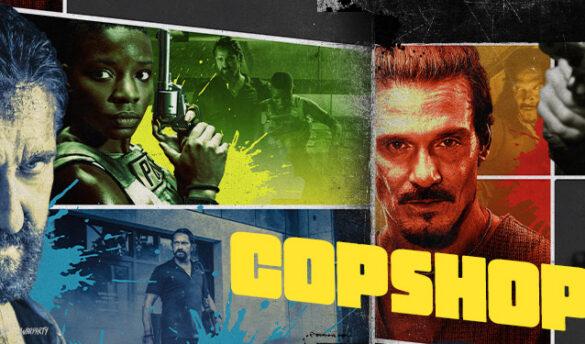 Copshop, P.